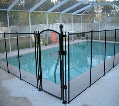 pool safety fence installation pool safety fence installation rhode island - Pool Fence Installation